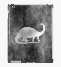 Vinilo o funda para iPad Dinosaurio Grunge