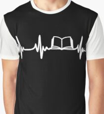 LOVE BOOKS Graphic T-Shirt