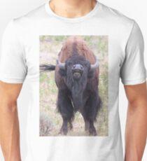 Upset Bull Bison T-Shirt