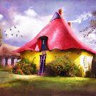 Little Fairy House by VIA INA