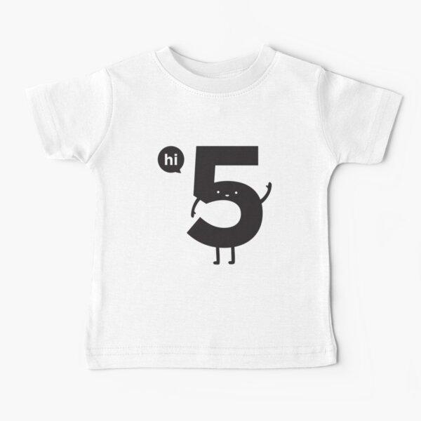 Hi 5 Baby T-Shirt