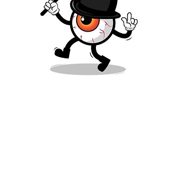 Dancing In The Rain - Clockwork Orange by LookOutBelow