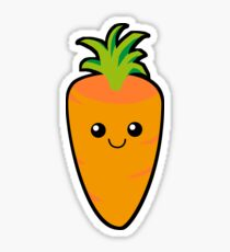 Carrot Top Sticker
