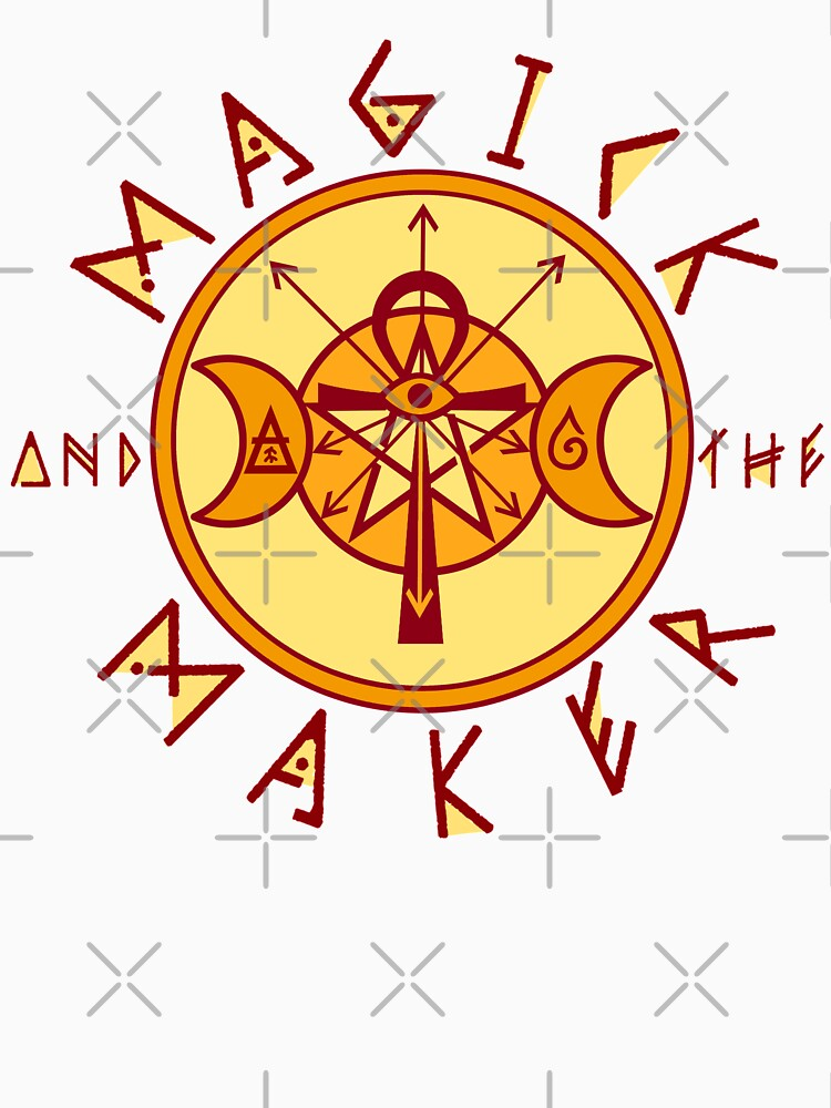 The Magick and the Maker Sigil by skange