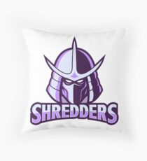shredder, Teenage Ninja Turtle Throw Pillow