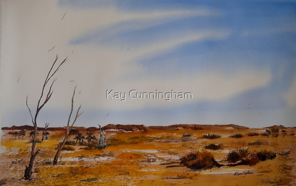 The Land I Love. by Kay Cunningham