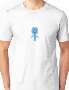 Dr. Manhattan Pixels T-Shirt