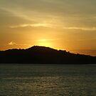 Sunrise at Komodo Island by stormygt