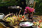 In a Sacred Space - Goa Gajah, Bali. by BaliBuddha