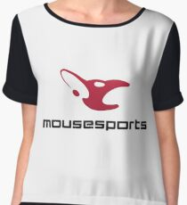 Mousesports - T-shirts and more Chiffon Top