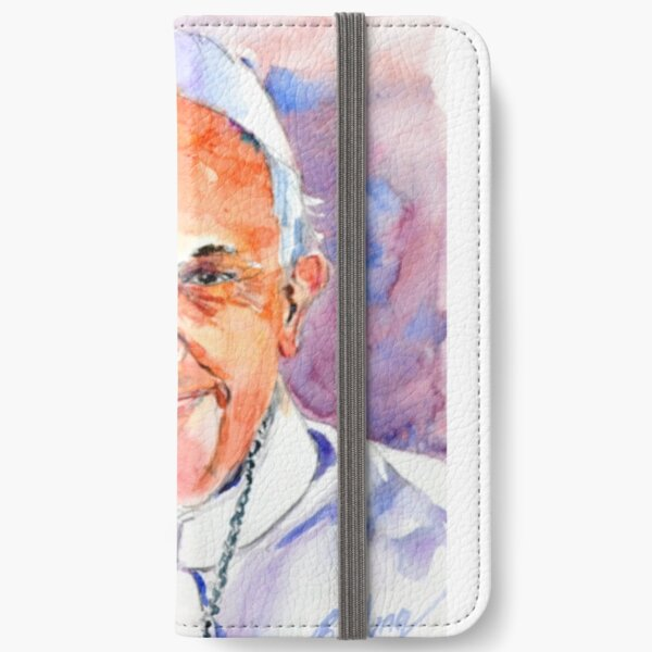 Holy Father #1 iPhone Wallet
