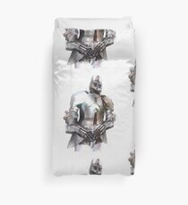 Knight in Armour Duvet Cover