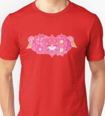 Pokeball Flowers T-Shirt