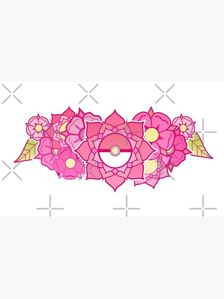 Pokeball Flowers by Elisecv