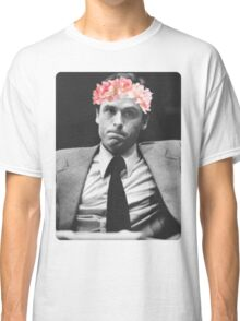 Flower crown Ted Bundy Classic T-Shirt