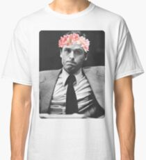 Flower crown Ted Bundy Classic T-Shirt