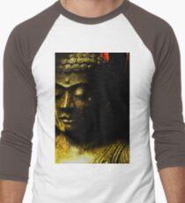 Now&Zen Men's Baseball ¾ T-Shirt