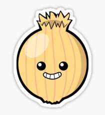 Ogres Have Layers. Onions Have Layers. Sticker