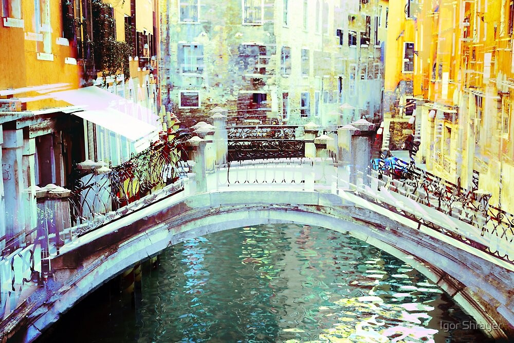 All About Italy. Venice 22 by Igor Shrayer