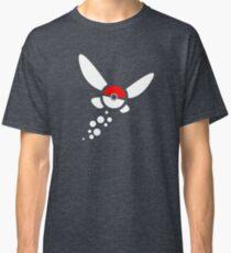 PokeNavi, Zelda/Pokemon Classic T-Shirt