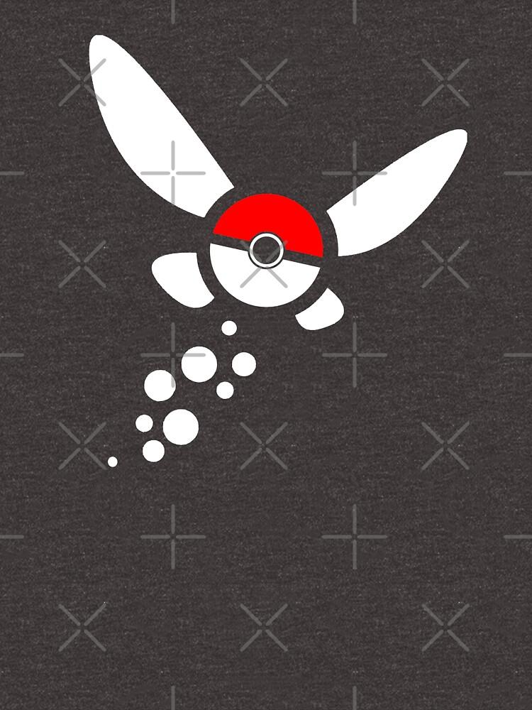 PokeNavi, Zelda/Pokemon by Elisecv