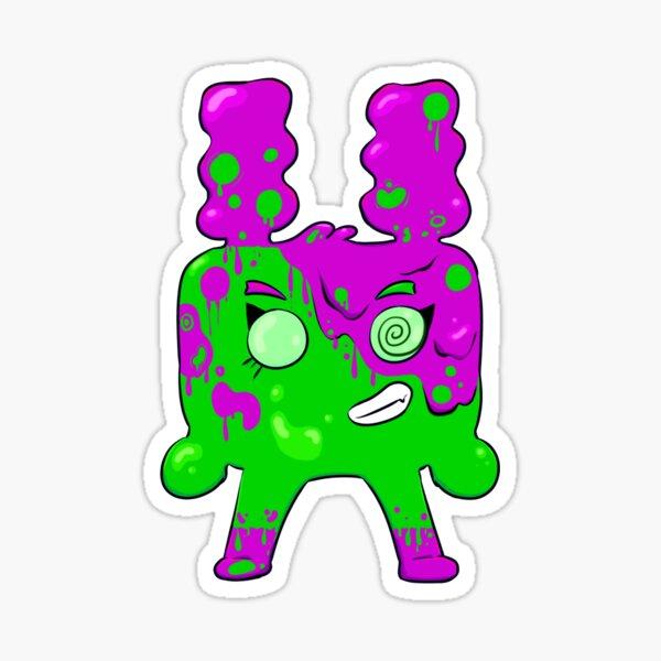 Sanilo Jelly Monster Sticker