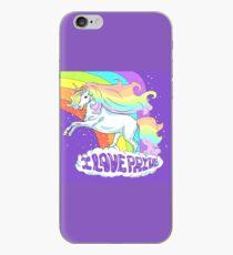 Unicorns Love Pride iPhone Case