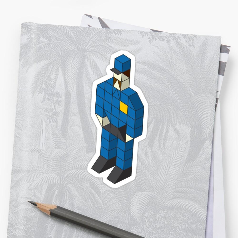cop by Danya Dolotov