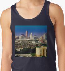 Camiseta de tirantes Cincinnati en azul