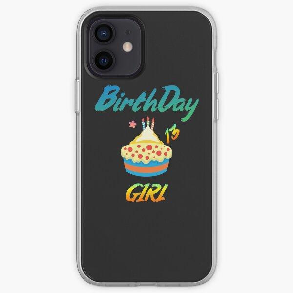 Birthday Girl 13 iPhone Soft Case