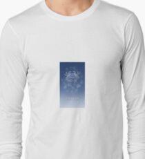 Cancer Zodiac constellation - Starry sky Long Sleeve T-Shirt