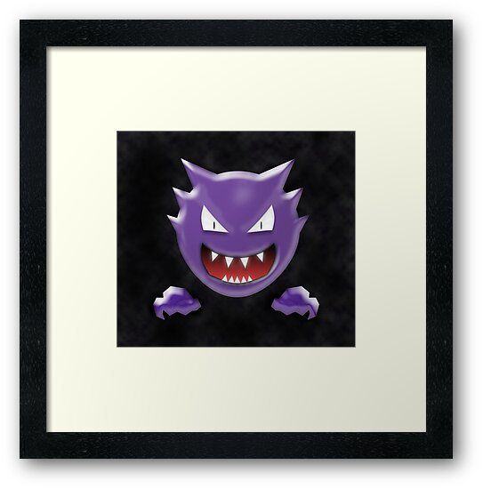 Haunter by Tricabella
