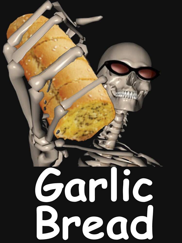 when ur mom com hom n maek hte garlic bread!!!! | Unisex T-Shirt
