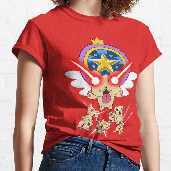 Star vs The Forces of Evil, Lazer Puppies Camiseta clásica