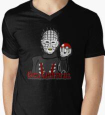 Pinhead Go Men's V-Neck T-Shirt