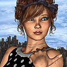 Retro Girl by Vac1