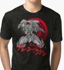 Gurren-Lagann Tri-blend T-Shirt