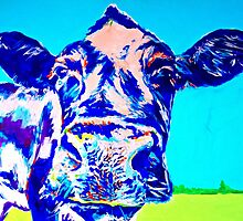 Blue Cheese Dairy Cow by MissAnnaHall