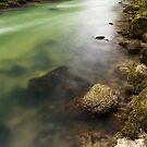 Along Valserine river by Patrick Morand
