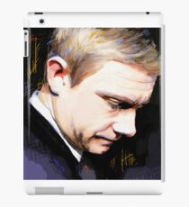 Martin Freeman Artwork Design 1 iPad Case/Skin