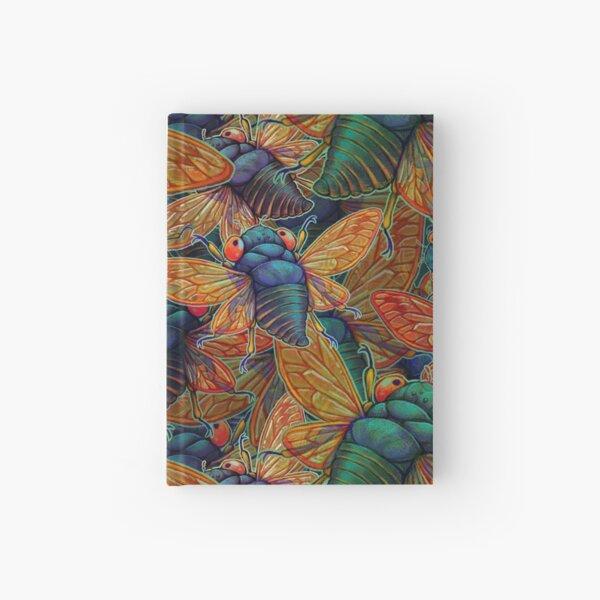 Brood X Swarm Hardcover Journal