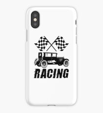 RACING iPhone Case