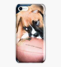 Boxer Dog  Puppy iPhone Case/Skin