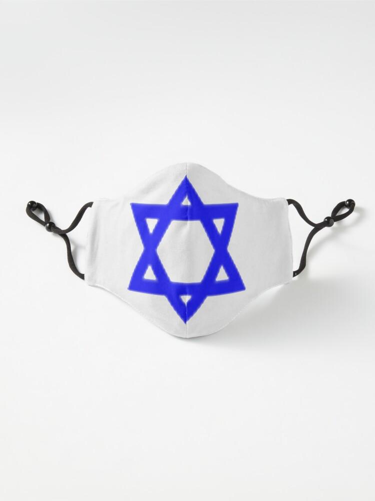 Alternate view of Star of David, ✡, Shield of David, Magen David, symbol, Jewish identity, Judaism, #StarofDavid, #✡, #ShieldofDavid, #MagenDavid, #symbol, #Jewishidentity, #Judaism, #Jewish Mask