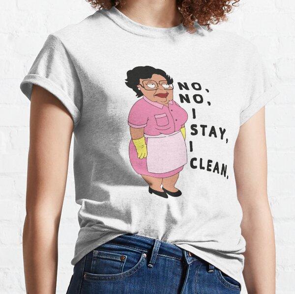 Consuela Maid Clean Classic T-Shirt