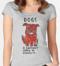 Gateway Women's Fitted Scoop T-Shirt