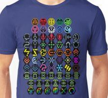 Phantasy Star Online - Icons Unisex T-Shirt