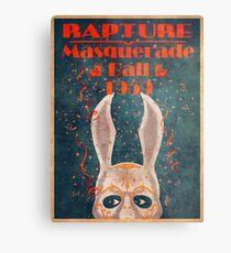 Bioshock - Masquerade ball 1959 Metal Print
