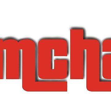 Yamcha'd by megamagicalboy