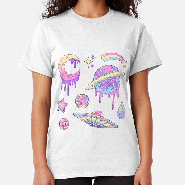 Pastel Galaxy Classic T-Shirt